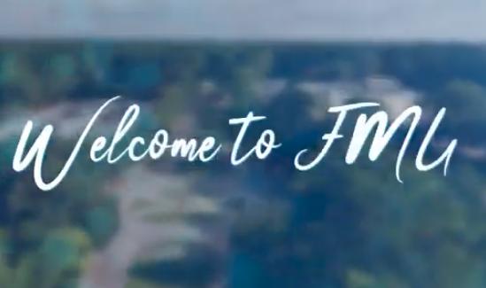 University Welcome Narration: FMU